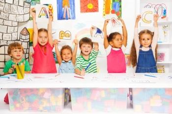 Английски език за деца с преподавателка американка